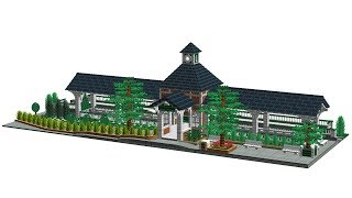LEGO Train - Bogie - Drehgestell - MOC - PakVim net HD