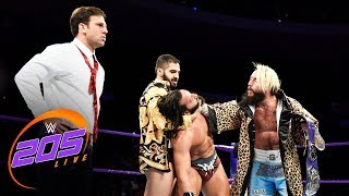 Enzo Amore vs. Tony Nese: WWE 205 Live, Dec. 12, 2017