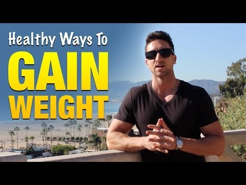 Healthy Ways To Gain Weight For Skinny Guys: Follow This Plan And Bulk Up Now