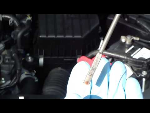 How to check automatic gearbox oil Honda Civic. i-vtec engine. Years 2006-2011