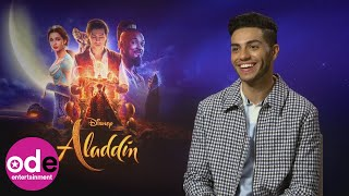 Download ALADDIN: Mena Massoud on dealing with fame and beatboxing with Will Smith! Video