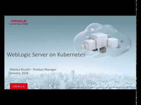 WebLogic Server on Kubernetes