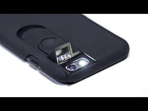 The iPhone Spy Camera