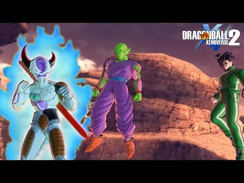 CHAMPA TOURNAMENT RECRUITS! PQ 101 - Seeking Fighters for Tournament! | Dragon Ball Xenoverse 2