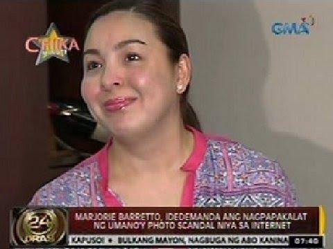 Xxx Mp4 24Oras Marjorie Barretto Idedemanda Ang Nagpapakalat Ng Umano 39 Y Photo Scandal Niya Sa Internet 3gp Sex