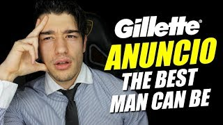 ANUNCIO GILLETTE - ''The Best Men Can Be'' en ESPAÑOL - OPINIÓN