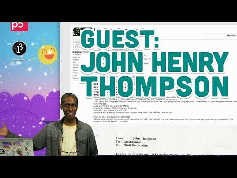 Guest: John Henry Thompson