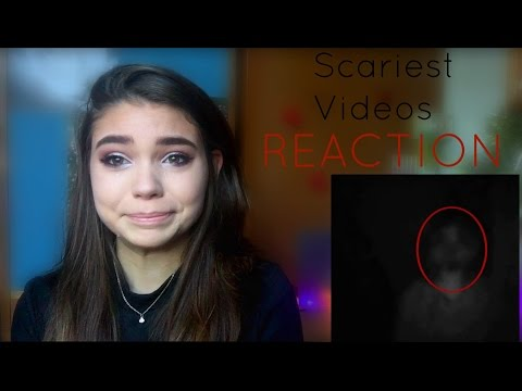 Reacting to The Scariest Videos on the Internet!