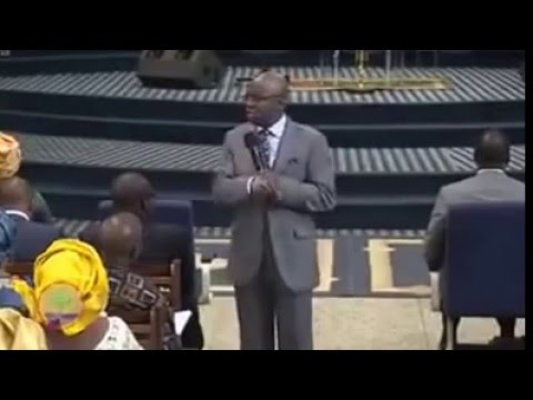 Severe Manhood Of Ese's Paedophile Abductor, Yinusa — Pastor Bakare Spits Fire