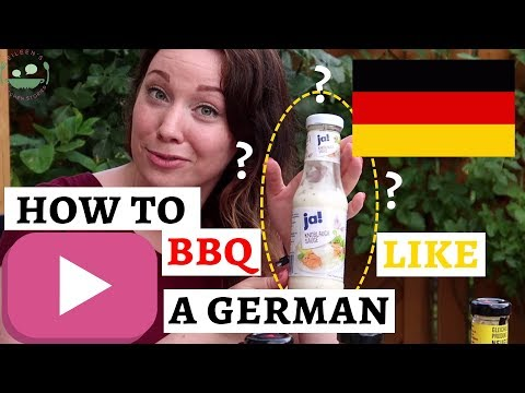 GERMAN GRILLPARTY: Part 2 - Toppings | Tomato and Herb Butter