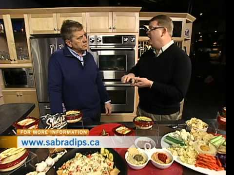 Dips & Chips with Sabra Canada 1