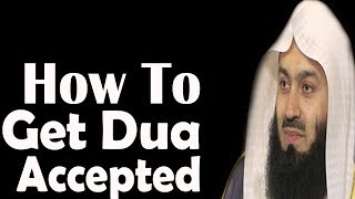 Why I Don't See Response  From My Dua Or Supplication | Mufti Menk
