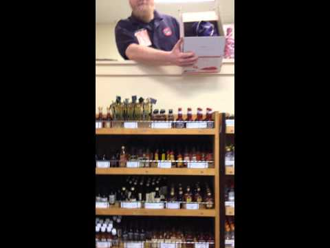 Bags for the Troops, NH State Liquor Store, Rochester, NH 12/15/14