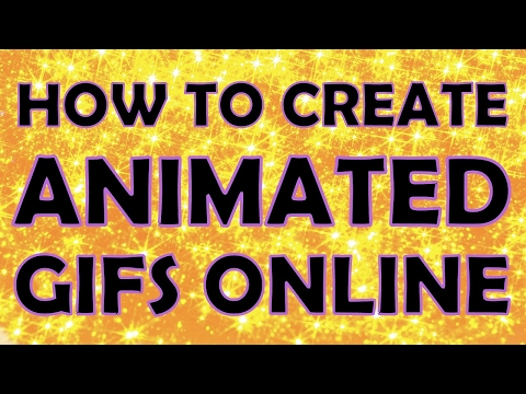 How To Create/Make GIF Images Online | Convert .JPEG Images Into GIF Image