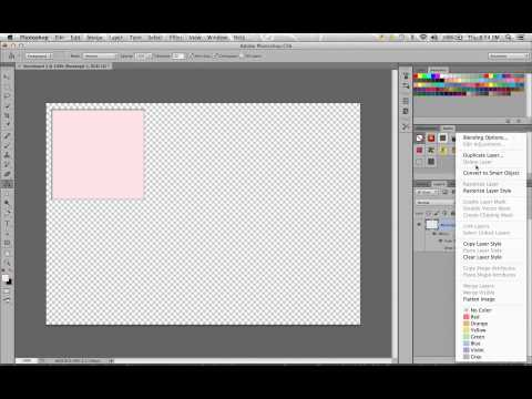 How to create your own Storyboard in Photoshop!