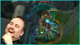 Immortal Illaoi Bug   Shiphtur is Back to NA LCS ?! - Best of LoL Streams #241
