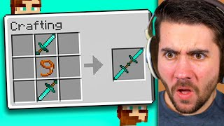 I Tried Minecraft Block Facts To See If They're Real AGAIN!