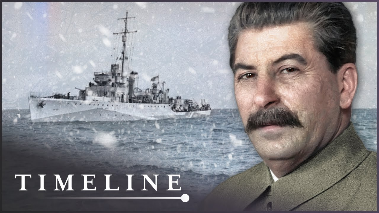 Stalin's Lifeline: The Allied Convoys Through The Arctic | Worst Journey In The World | Timeline