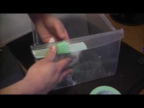 Fridge Drawer Repair