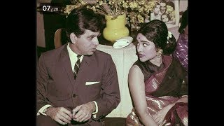 Dilip Kumar | Vyjayanthimala | Raj Kapoor love triangle: Watch The full Story