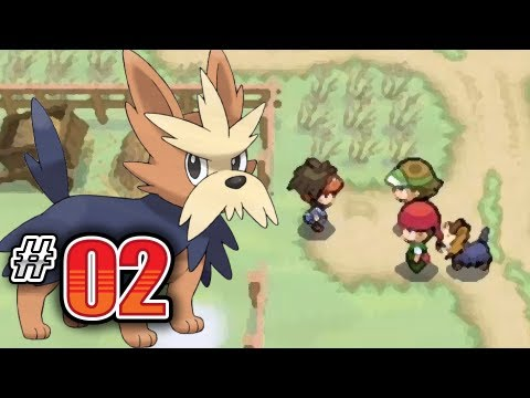 Let's Play Pokemon: White 2 - Part 2 - Floccesy Ranch