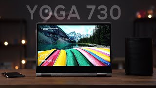 Lenovo Yoga 730 Review // A 2-in-1 Laptop with Alexa!