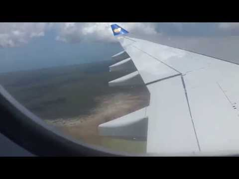 cayo coco(cuba) landing from manchester 11/6/14