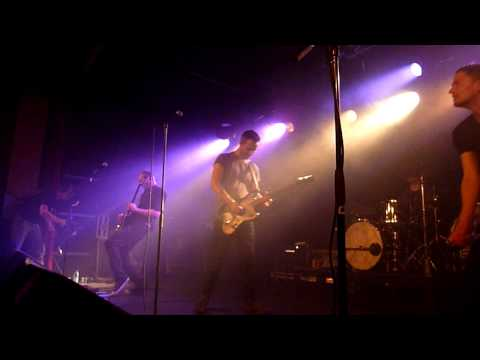 Grand Avenue - You Please Me + The Outside live at W2 Den Bosch 2010
