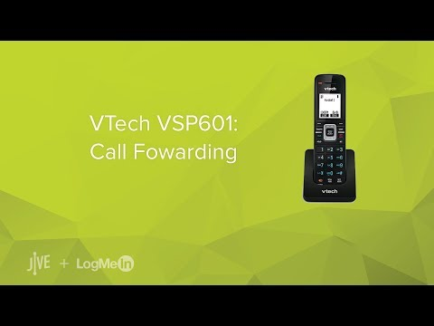 VTech VSP601: Call Forwarding