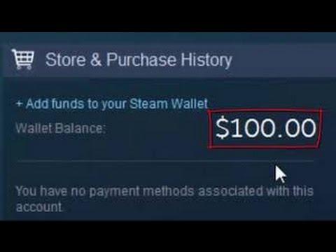 Free Steam Wallet Code. 100% Legit 2017