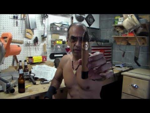 Grilling Pork and smoking an Arturo Fuente Sungrown Belicoso