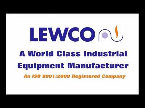 LEWCO Line Shaft Spur Conveyor - Divert to Curve