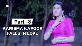 Govinda & Karisma Kapoor Love Story | Dulaara [1994] Guddi Maruti | Farida | Hindi Movie