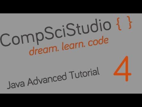 Java Advanced Programming Tutorial 4 Basic Enum
