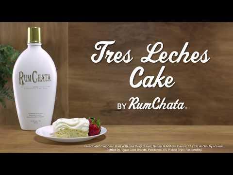 RumChata Tres Leches Cake