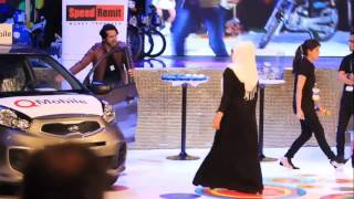 Jeeto Pakistan - 1st Car winner  - Dubai special