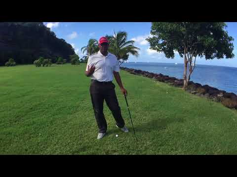 How to shift weight in golf swing