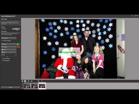 Photo Blending in Corel PaintShop Pro