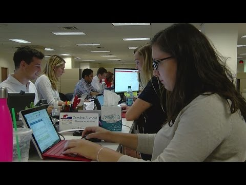 RNC summer interns: More than 3 dozen college students will get a hands on experience