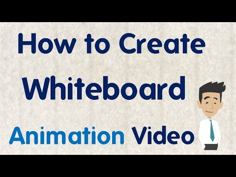 How to Create Whiteboard Animation Videos || Technical Naresh