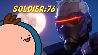 SOLDIER: 76 - an Overwatch insight