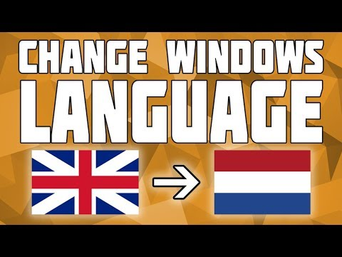 How to Change your Language in Windows 10! Add New Language to Windows!