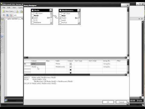 SQL Server Management Studio Count Records and Count DISTINCT Records
