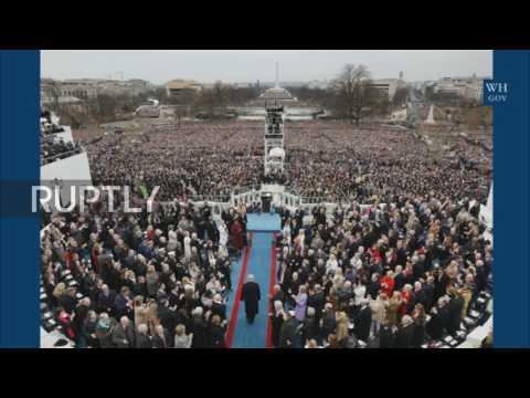 USA: Trump's Press Secretary Sean Spicer attacks media over inauguration media coverage