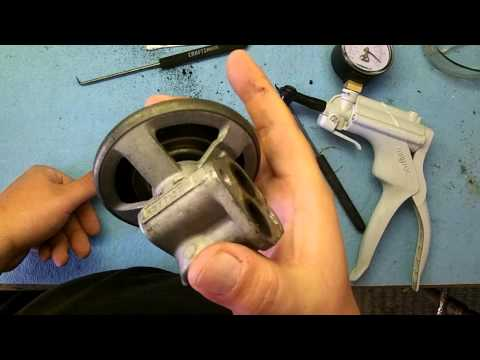 How To Clean the EGR Valve