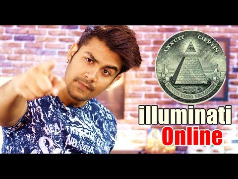 Join Illuminati Online ? | Things You Should Not Be Doing Online