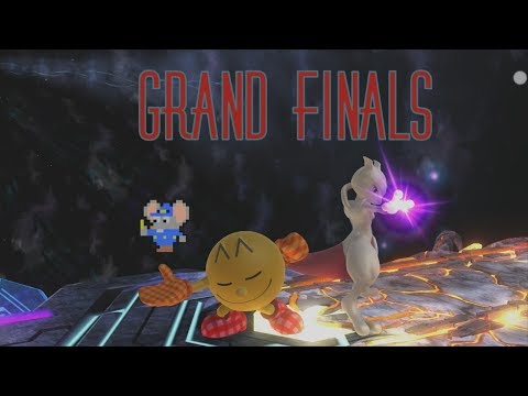 The Amiibo Games Grand Finals   Grandpa (Pac-Man) vs. Espeon (Mewtwo)