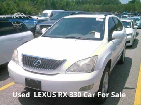Used Lexus RX 330 for Sale in USA, Shipping to Cambodia
