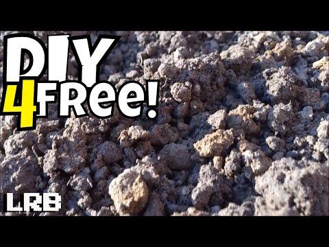 Free Substrate for Planted Aquariums DIY How I Made My Dirt for Aquariums