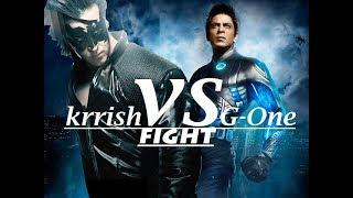 krrish VS Ra one unique Fun made